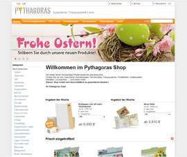 Unser Kunde Pythagoras Marketing, Freilassing